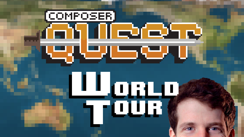Composer Quest Tour Logo