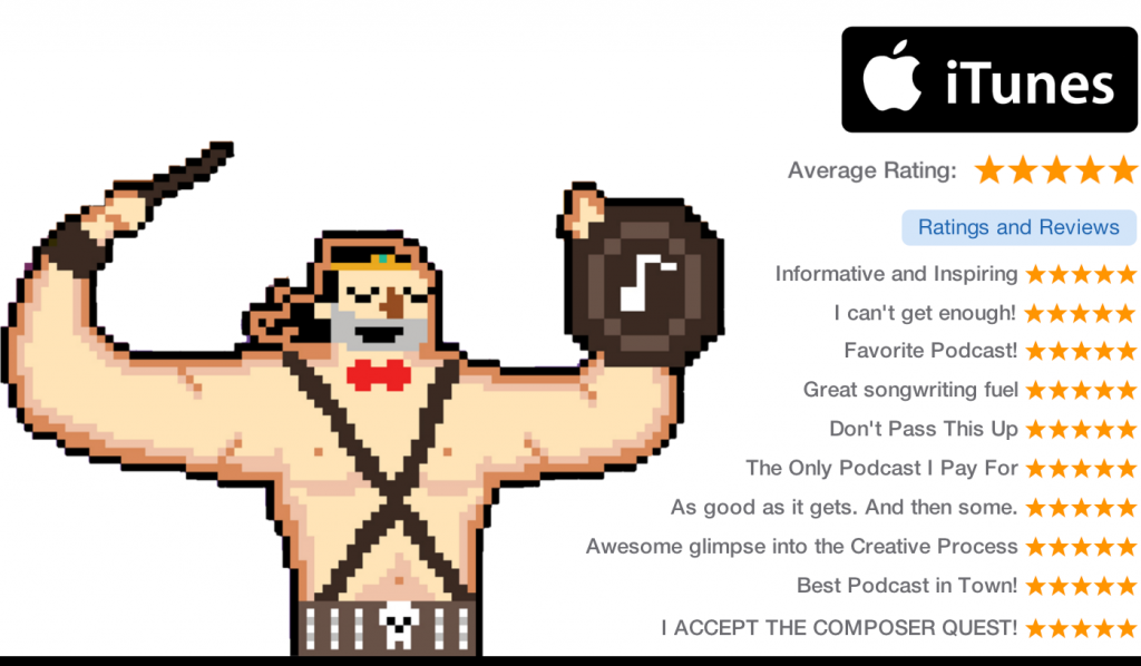Composer Quest - iTunes Reviews