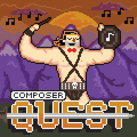 Composer Quest • A Music Composition Podcast by Charlie McCarron