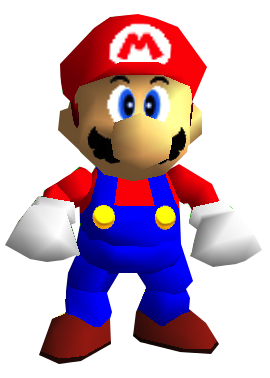 Shepard Tone Illusion and the Super Mario 64 Endless