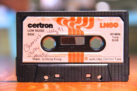 Charlie's Old Music Tape