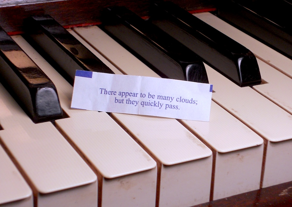 Fortune Cookie Songwriting