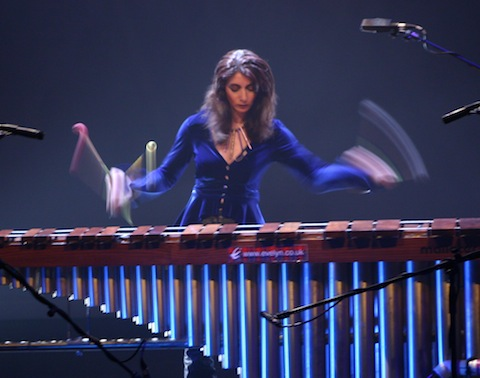 Evelyn Glennie Composer Quest