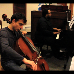 Newton's Third Law, a Cello and Piano Duet