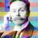 Alexander Scriabin Patchwork Colors