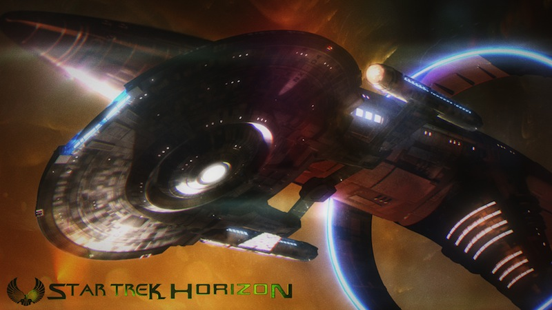 Star Trek Horizon - Tommy Kraft